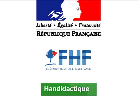 Ministère des solidarités et de la santé, FHF, Handidactique